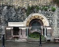 Combined drinking fountain and horse trough - geograph.org.uk - 621562.jpg