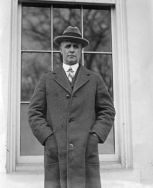 Donald Baxter MacMillan - Commander MacMillan at The White House, 1925