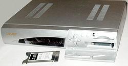 Récepteur DVB avec module d'interface commune