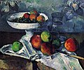 Compotier, verre et pommes, par Paul Cézanne.jpg