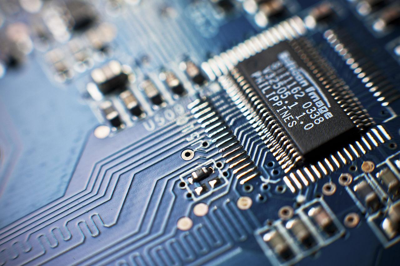 File:Computer Circuit Board MOD 45153622.jpg - Wikimedia ...