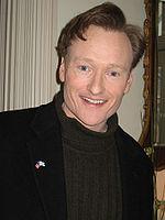 O'Brien in Helsinki, Finland in February 2006.