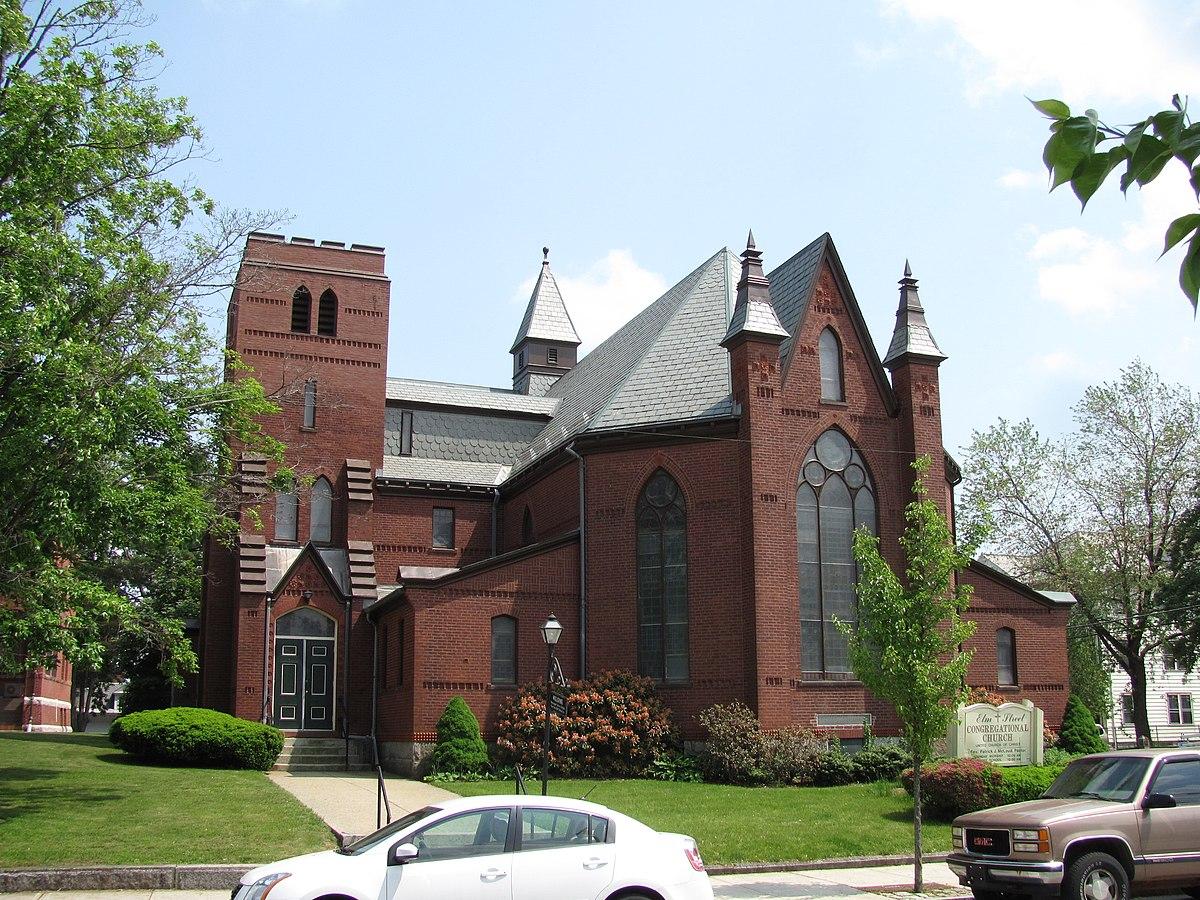 Congregational Church (Southbridge, Massachusetts) - Wikipedia