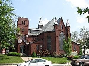 Congregational Church (Southbridge, Massachusetts) - Congregational Church