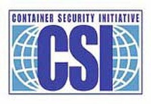 Container Security Initiative - Image: Container Security Initiative Emblem