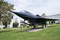 Convair YF2Y-1 Sea Dart 135765 LFront low FLAirMuse 29Aug09 (14598992542).jpg