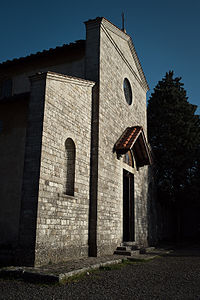 Convento francescano di Santa Maria all'Incontro - Church - Facade.jpg