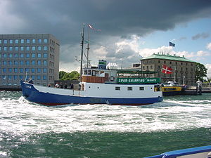 Port of Copenhagen - Inderhavnen, Indre By