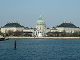Copenhagen amalienborg seen from opera house.jpg