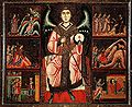 Coppo di marcovaldo St Michael and his legend 1250-60 san casciano val di pesa museum of sacred art.jpg