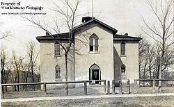 Old Cordova School