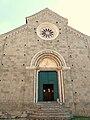 Corniglia-chiesa di San Pietro-facciata.jpg