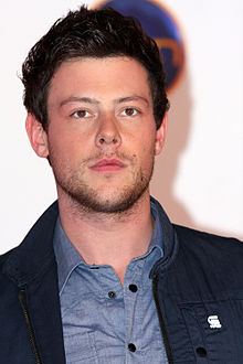 220px Cory Monteith 2011 - Celebrities Who Died Young