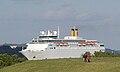 Costa Classica (ship, 1991) auf der Elbe 2007 by-RaBoe 02.jpg