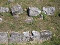 Costesti Cetatuie Dacian Fortress 2011 - Murus Dacicus-4.jpg