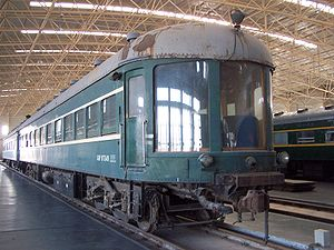 China Railway Museum - Image: Couches in China Railway Museum
