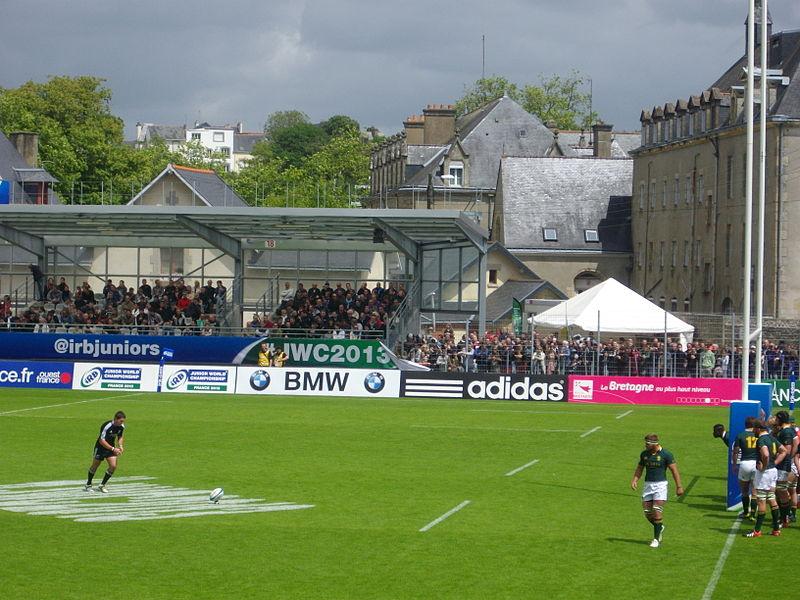 File coupe du monde junior de rugby xv 2013 3e place 2 jpg - Place de rugby coupe du monde ...