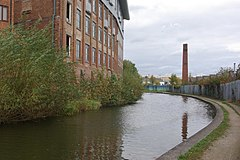 Coventry Canal, Bishopgate Green - geograph.org.uk - 1017435.jpg