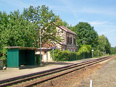 Cramoisy station