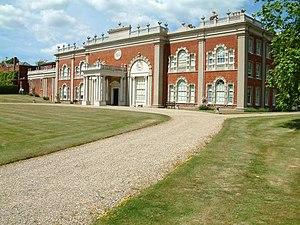 Cranbury Park - Cranbury House