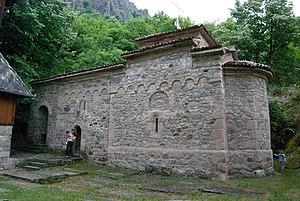 Borač Fortress - Church of Saint Archangel Mihailo in the village of Borač