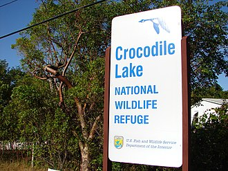 Crocodile Lake National Wildlife Refuge - Image: Crocodile Lake Refuge