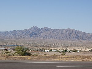 Mohave Mountains