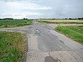 Crossroads in the Fens - geograph.org.uk - 1390639.jpg