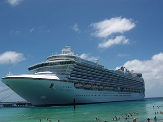 <i>Crown Princess</i> (2005) Cruise ship