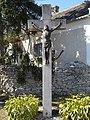 Crucifix, Templom tér, 2019 Diszel.jpg
