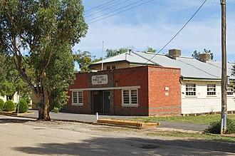 Culgoa - Image: Culgoa Public Hall 003