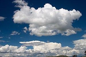 Kumulus za pekného počasia