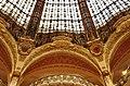 Cupola of Galeries Lafayette Haussmann Paris 001.jpg
