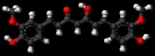 Curcumin Principal curcuminoid of turmeric