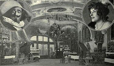 Cyrano - Theatre Magazine Vol 17 1913