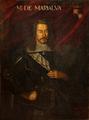 D. António Luís de Meneses, Marquês de Marialva (1603-1675), 1673-1675 - Feliciano de Almeida (Galleria degli Uffizi, Florence).png