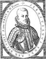 D. Sebastião - Pedro Perret 1603.png