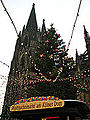 DE-NW - Cologne - Christmas - Holiday - Cologne Cathedral - Christmas Market (4890028143).jpg