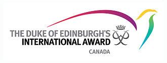 The Duke of Edinburgh's International Award - Canada - Image: DOEA INT CANADA RGB