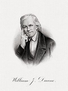 American politician, Jackson administration cabinet member