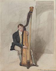 Matthews, blind harper