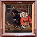 Da quinten massys, il banchiere e sua moglie, xvi secolo.JPG