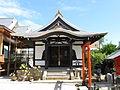 Daikakuji (Amagasaki, Hyogo) Kangiten.jpg