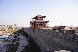 City walls of Daming
