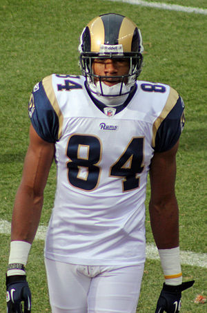 Danario Alexander - Alexander with the St. Louis Rams