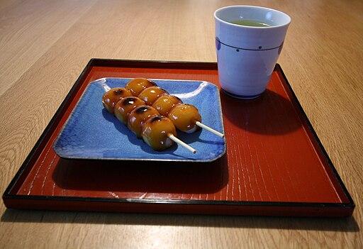 Dango snack