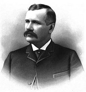 Burke-Gilman Trail - Daniel Hunt Gilman, Maine-born lawyer, railroad investor. Trail's namesake, along with judge Thomas Burke