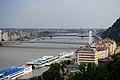 Danube in Budapest 06-01-2008.jpg