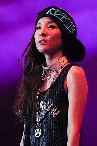 Sandara Park - Dara at Twin Towers Alive Event Malaysia