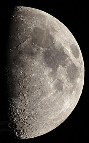 English: dark side of the moon